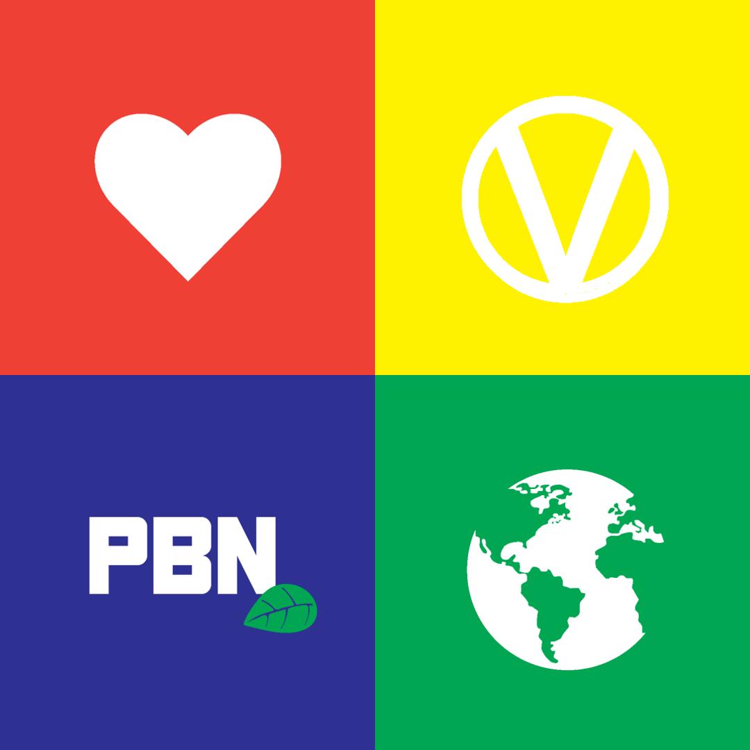 vegnews vegan flag