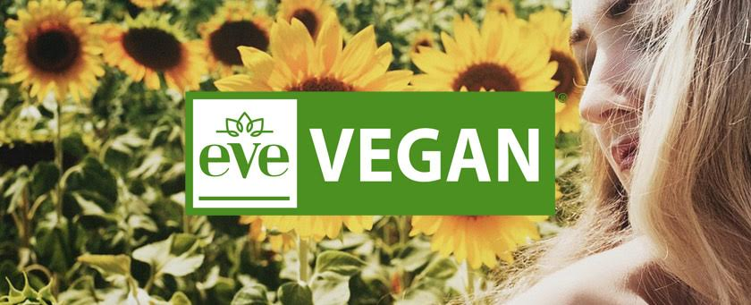 Our EVE VEGAN label